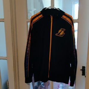 Rare LA Lakers athletic jacket